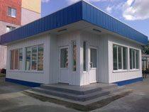 Строительство магазинов в Туле и пригороде, строительство магазинов под ключ г.Тула